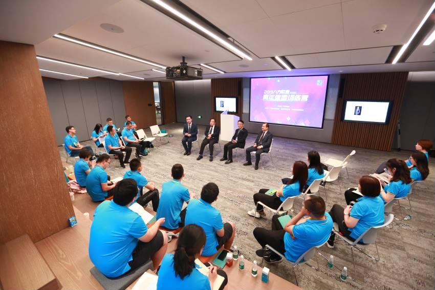 《本行律師擔任2019八方律師聯盟深圳前海站青年律師訓練營演講嘉賓》